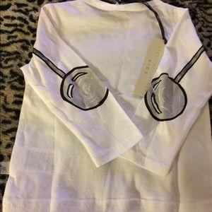Stella McCartney Kids Shirts & Tops - Stella McCartney kids t shirt 9 mos nwt
